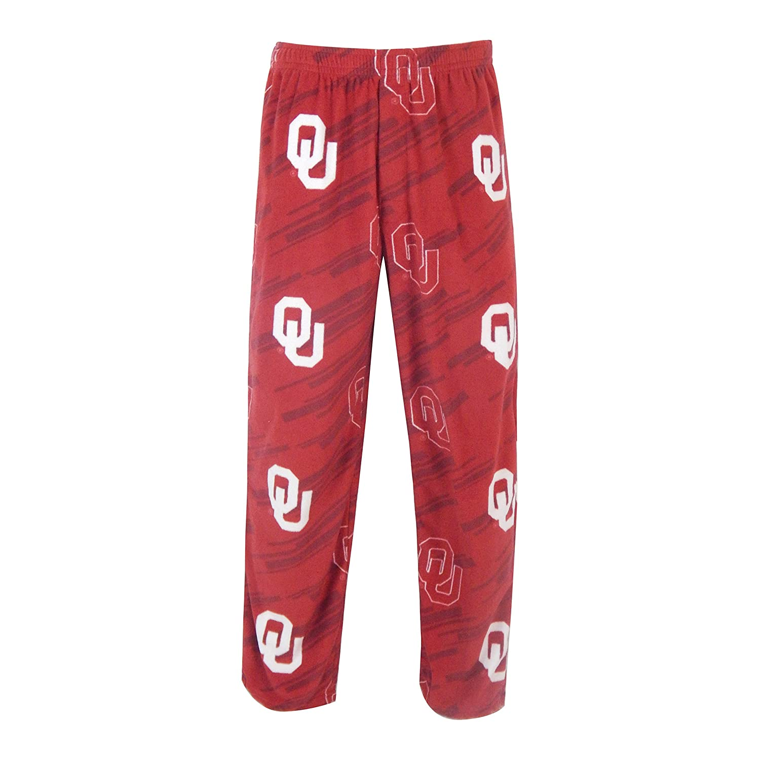 Cheap Concepts Sport Oklahoma Sooners Mens Grandstand Microfleece Pajama Pants for sale