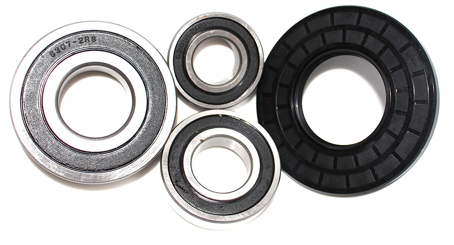 Amazon.com: Whirlpool Duet Front Load Washer Bearing and Seal Kit ...