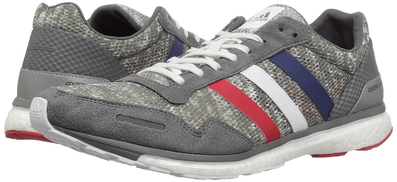 Adidas uomini adizero adios 3 aktiv scarpa da corsa su strada