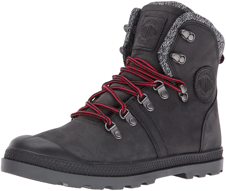 459e8d2d1c9 Amazon.com | Palladium Boots Womens Women's Pallabroue Hikr LP Chukka |  Ankle & Bootie