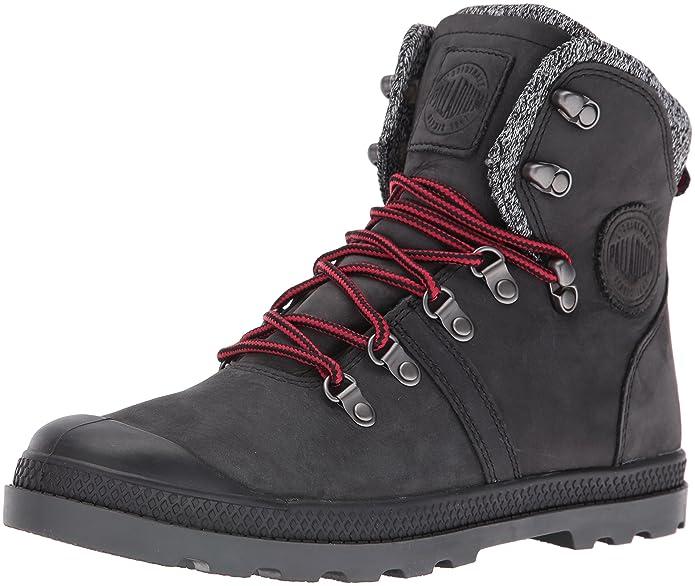18a1a8b6dfb Palladium Boots Womens Women's Pallabroue Hikr LP Chukka