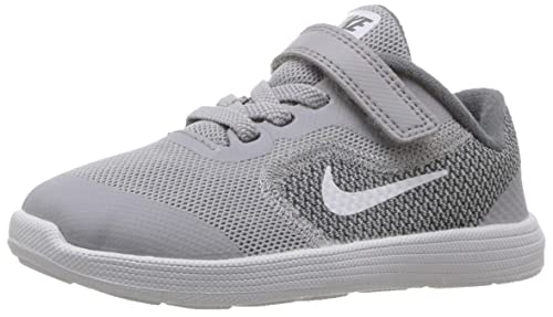 b65d72165c Nike Kids Revolution 3 Infant/Toddler Boys Shoes: Amazon.co.uk ...