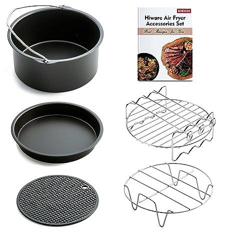 Amazon.com: Hiware - Accesorios para freidora de aire (3,2QT ...