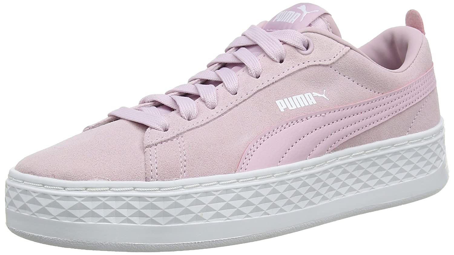 Puma Smash Platform SD, Zapatillas para Mujer 37 EU|Rosa (Winsome Orchid-winsome Orchid 06)