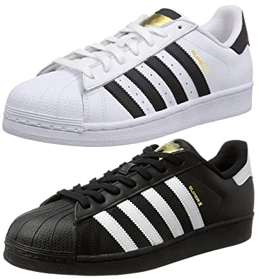 YOUTH Cheap Adidas SUPERSTAR FOUNDATION Running White Ftw