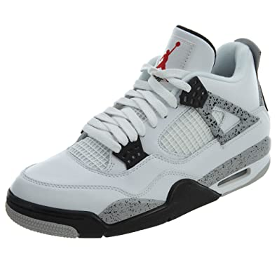 Nike Men s s Air Jordan 4 Retro Og Basketball Shoes  Amazon.co.uk ... 40dc3ed43