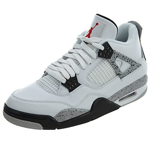 44e051df9dee5 Jordan Retro 4 Og Basketball Men's Shoes Size