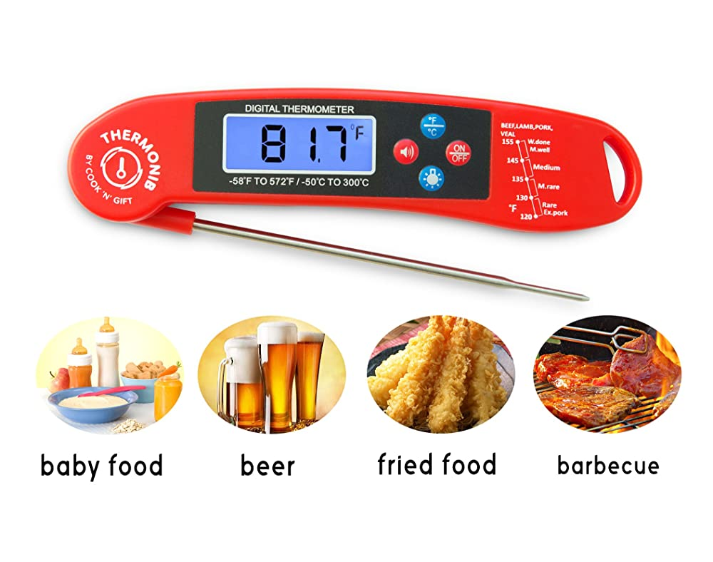Cook N Gift Digital Thermometer