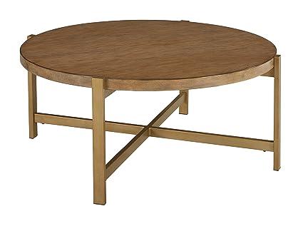 Light Colored Wood Coffee Table.Amazon Com Ashley Furniture Signature Design Franston