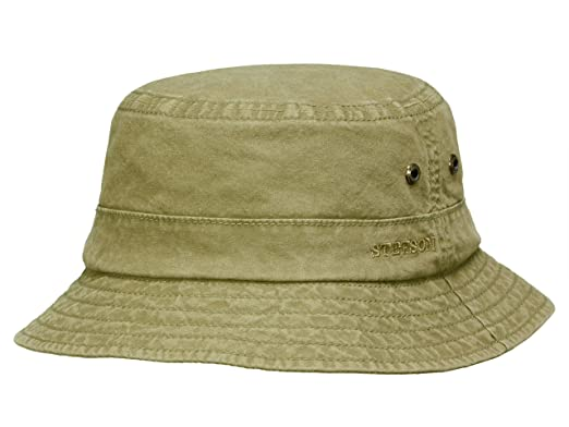 bbffeeb8a Stetson Delave Cotton Hat Women/Men | at Amazon Men's Clothing store: