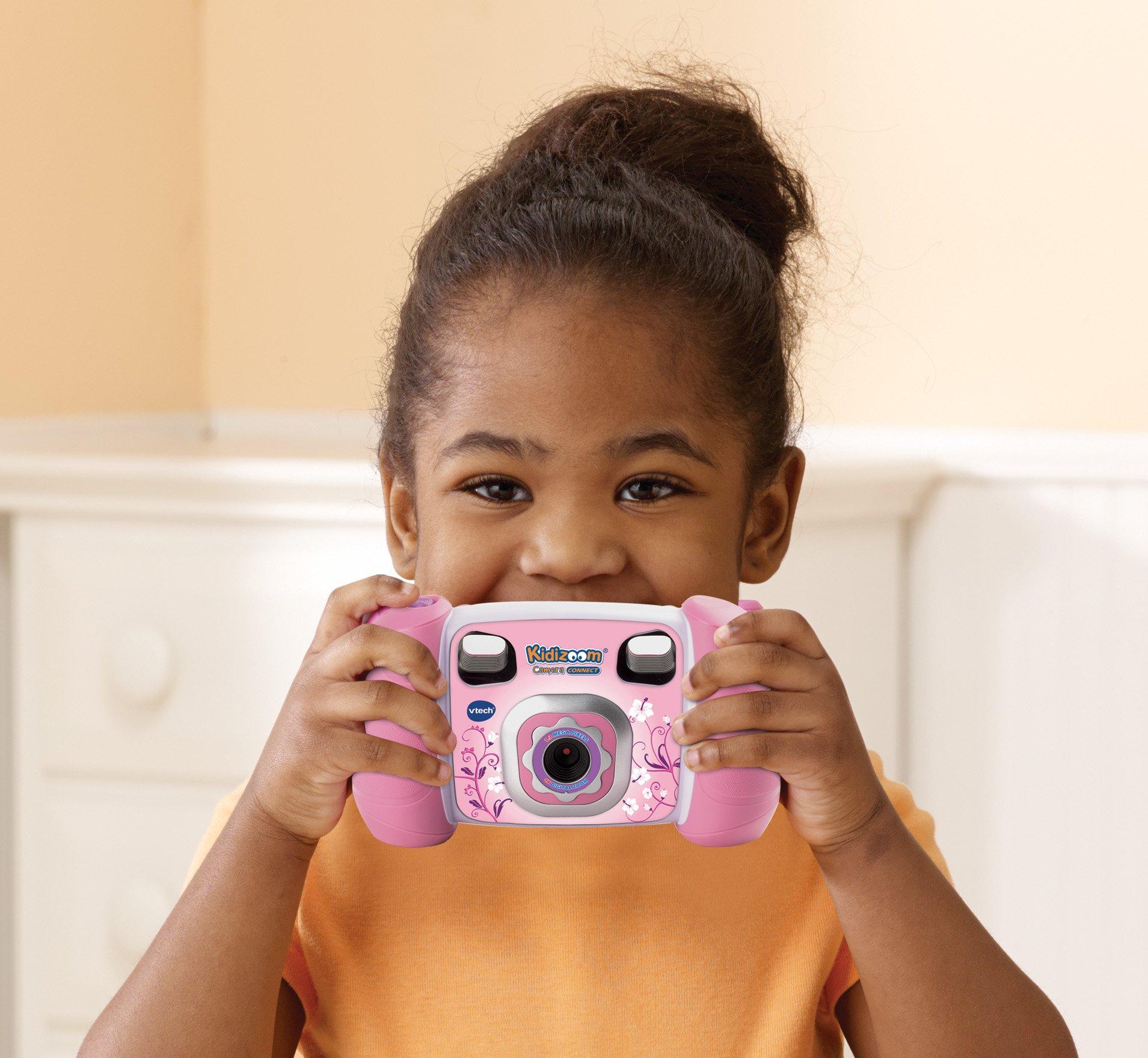 VTech Kidizoom Camera Connect, Pink by VTech (Image #3)