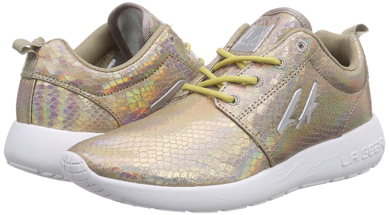 L.A. GearMalibu - Zapatillas Mujer, Color Rosa, Talla 38