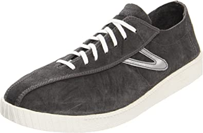 Nylite Reverse Leather Sneaker