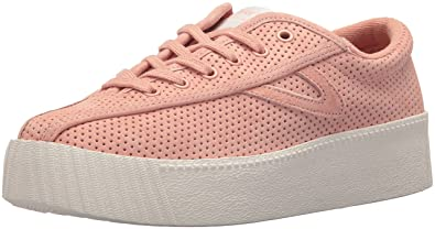 5e26b629ad75 Tretorn Women s NYLITE3BOLD Sneaker Soft Blush 4 Medium US