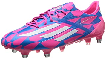 buy popular cc3b2 93f5b M25065Adidas F50 adizero SG Solar Pink46 UK 11