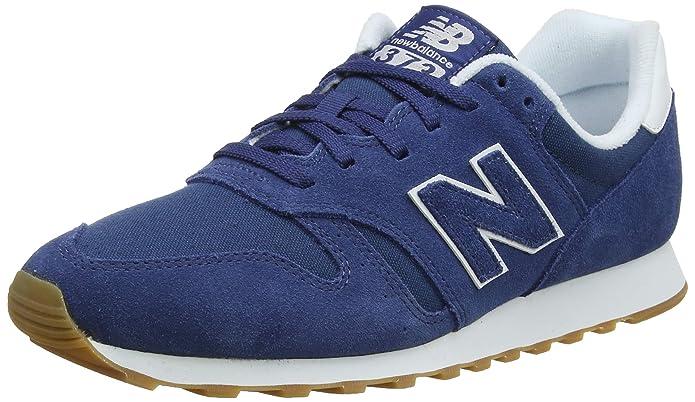 New Balance 373 Core Sneakers Herren Blau (Dark Agave)