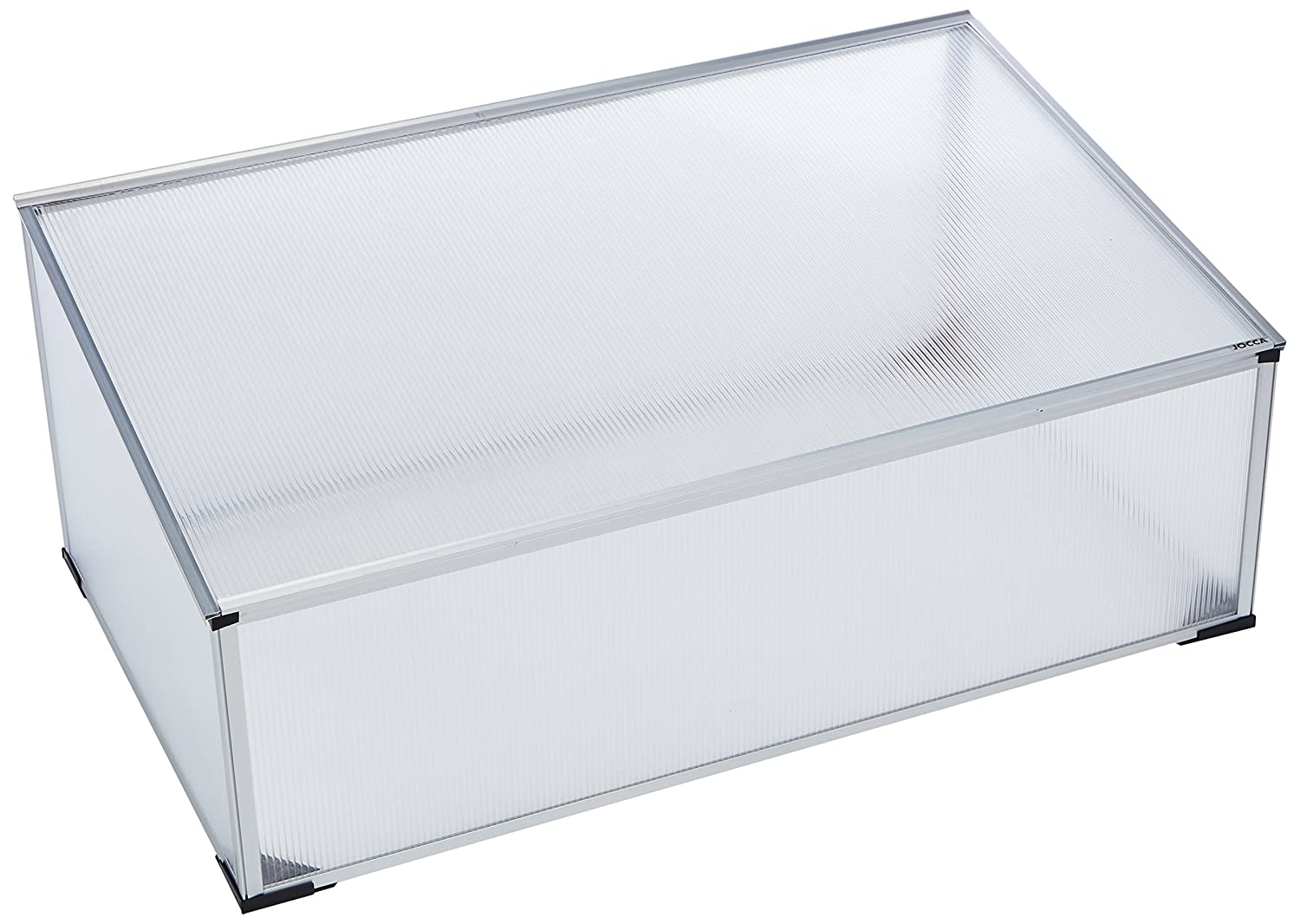 Jocca 3739 Large Cold Frames Mini Polycarbonate Grow// Measures ...