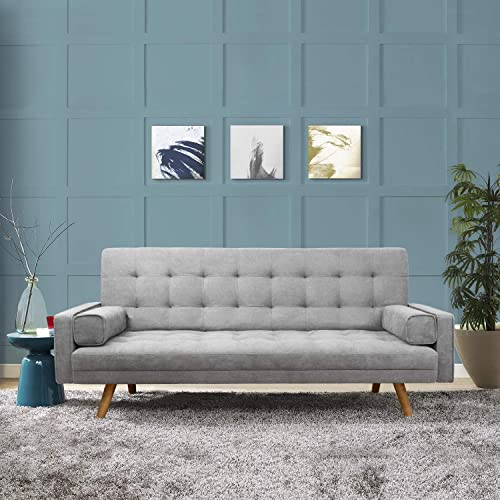 Homall Tufted Sofa Couch Mid-Century Modern Sofabed
