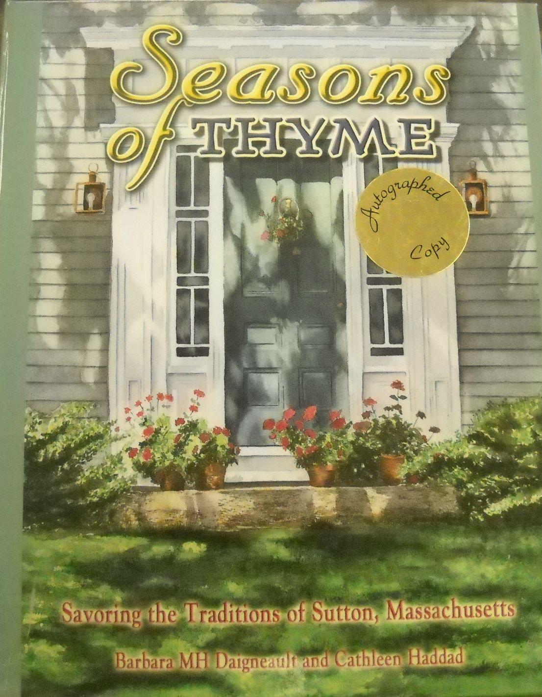 Download Seasons Of Thyme pdf