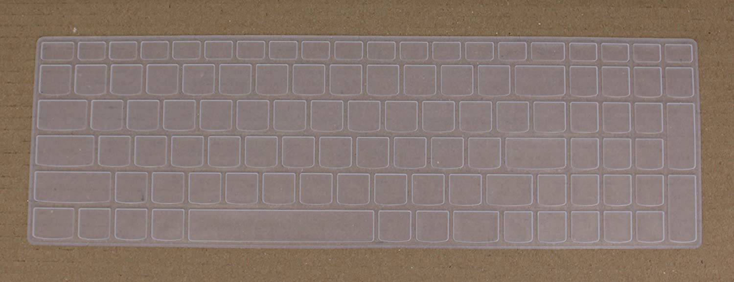 Amazon.com: Saco Keyboard Protector Silicone Skin Cover for ...