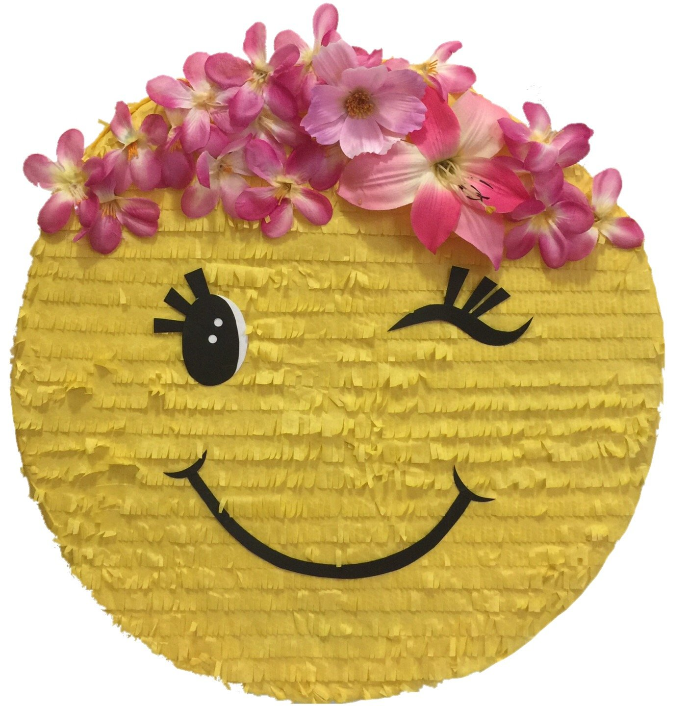 Hawaii Girl Emoji Pinata