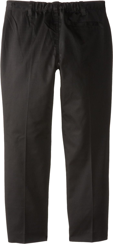 8 1//2 CLASSROOM Big Girls  Plus-Size Plus Flat Front Trouser Pant Khaki