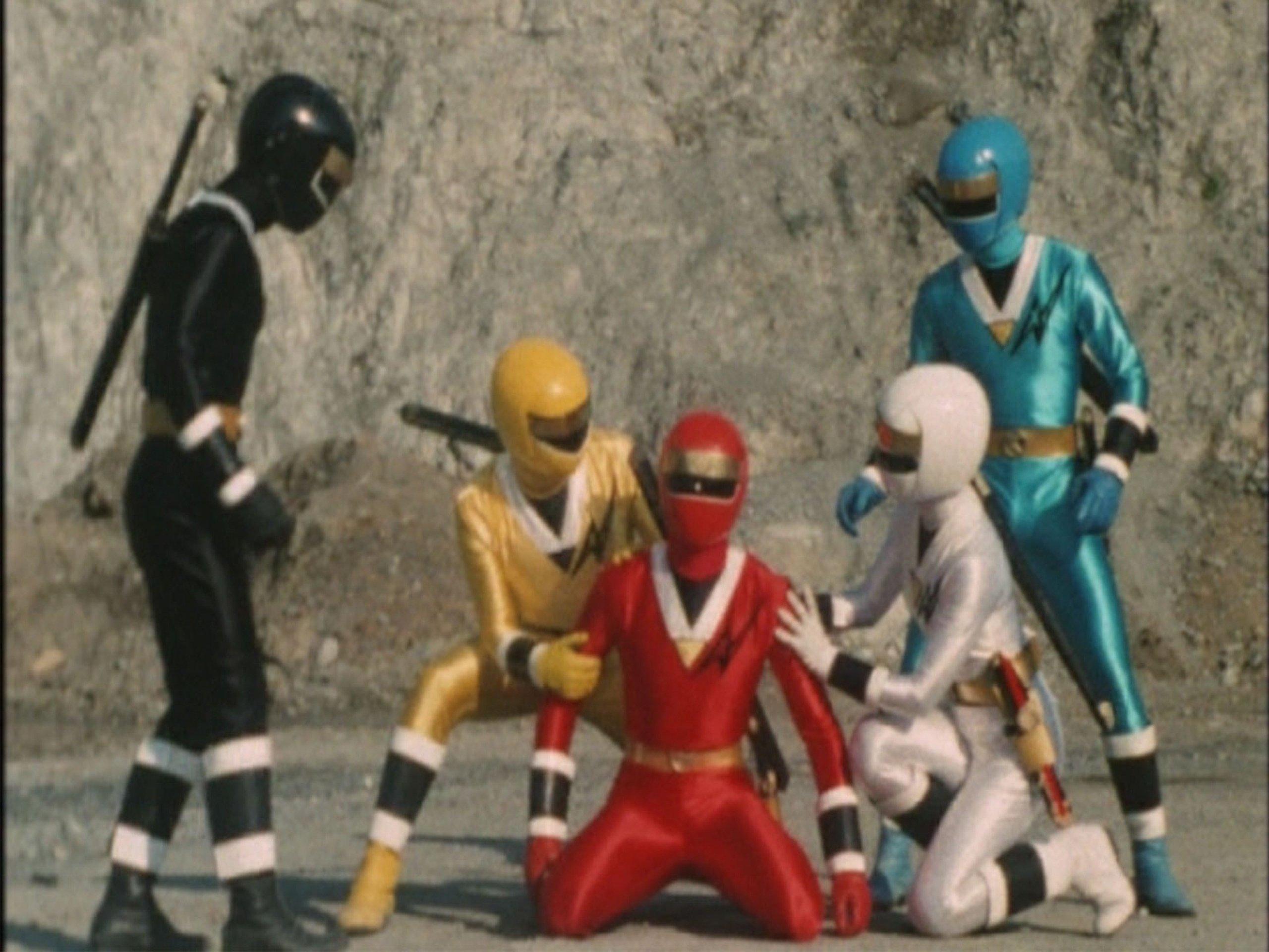 Amazon com: Super Sentai- Season 3 (English Subtitled)