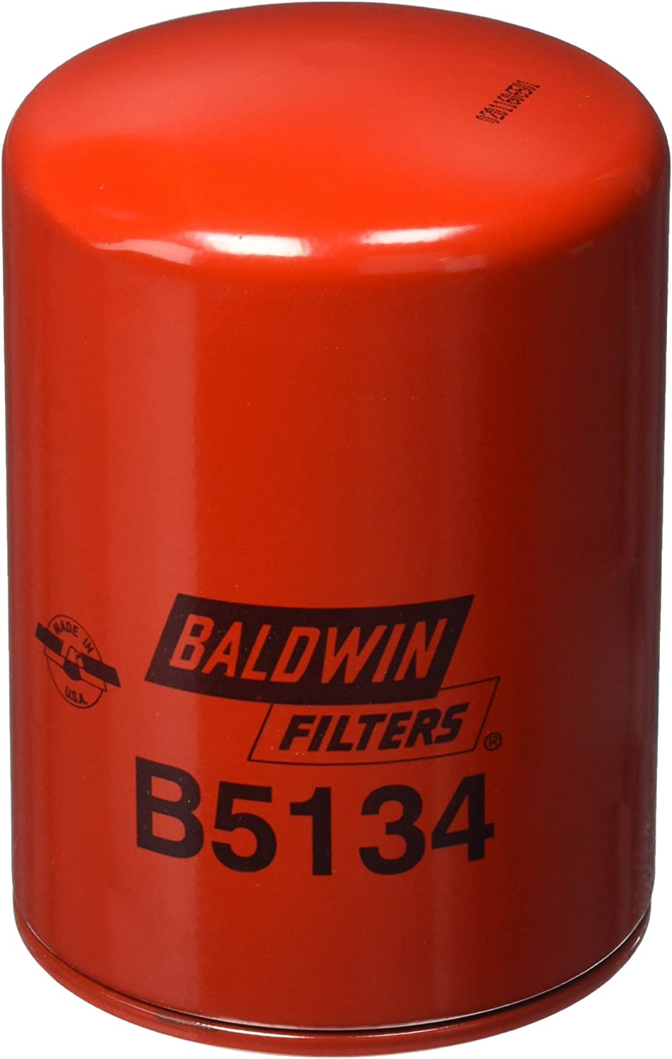 Baldwin B5134 Coolant Spin-On Filter without Chemicals