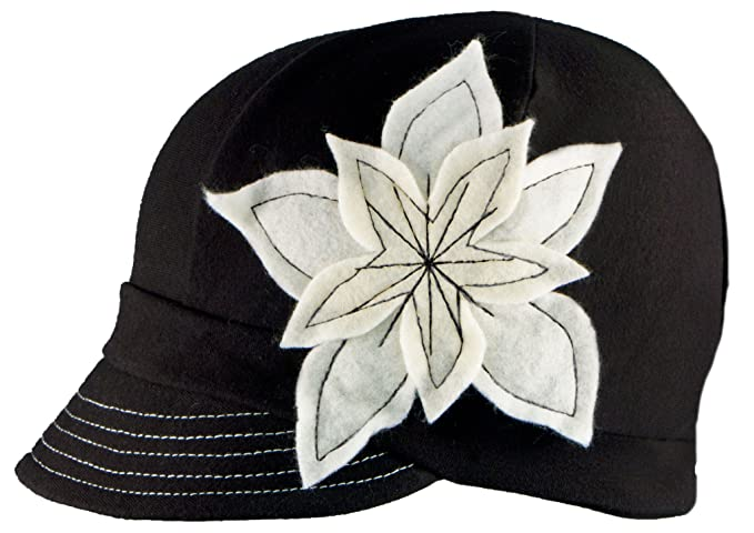 Flipside Hats Women s Weekender Hat one size Black white at Amazon Women s Clothing  store  9e5fc7ff065a
