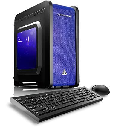 CybertronPC Electrum QS-GT7 Gaming Desktop - AMD FX-4300 3.80GHz Quad-
