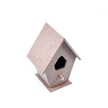 Ahşap Boyama Hobi Kuş Evi 165 275 12 Cm Amazoncomtr