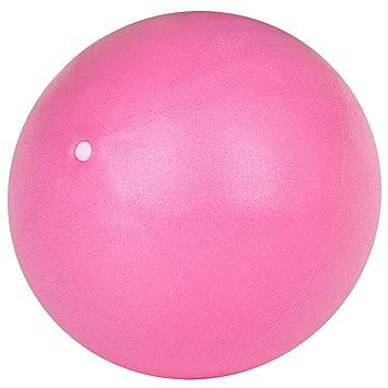 TRIXES Balón Espuma PVC Rosa Ayuda para Ejercicios de ...