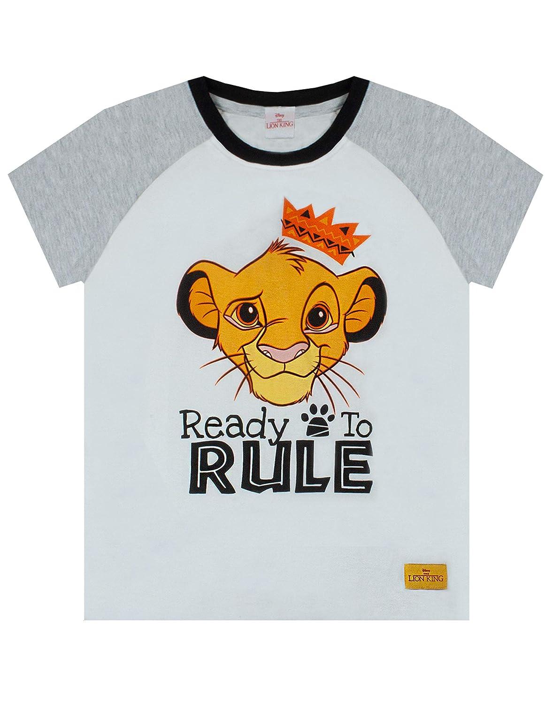 Il re Leone di Disney /è Pronto a governare Il Pigiama Corto del Ragazzo