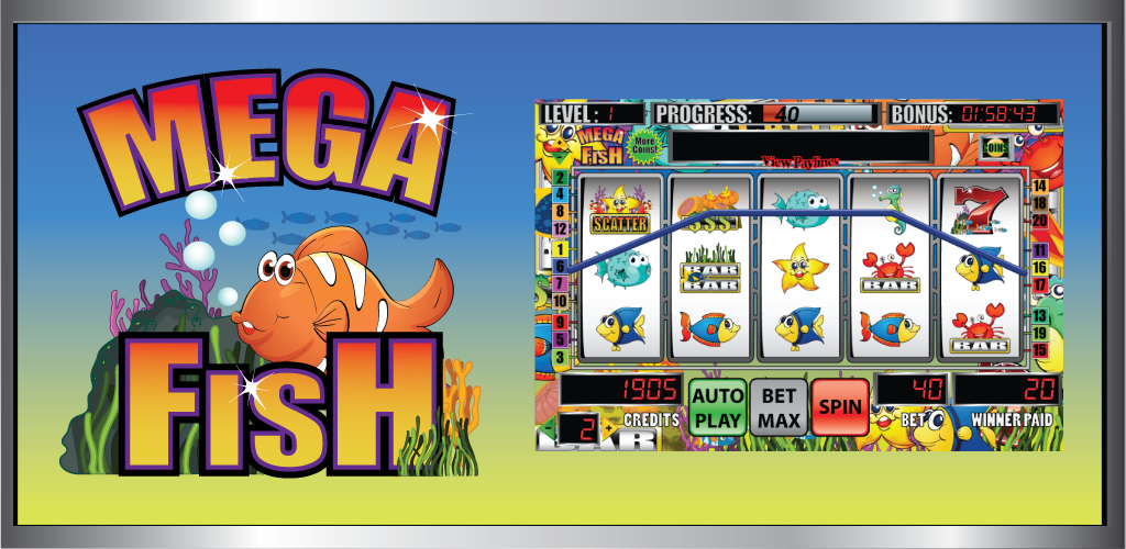 Mega fish slot machine appstore for android for Fish slot machine