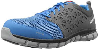 f477ae4276394 Reebok Work Men's Sublite Cushion Work RB4040 Industrial and Construction  Shoe