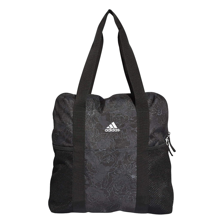 cbb43f0efac8 Adidas Women Bag Core Tote Training Fashion Laptop Running Gym Black ...