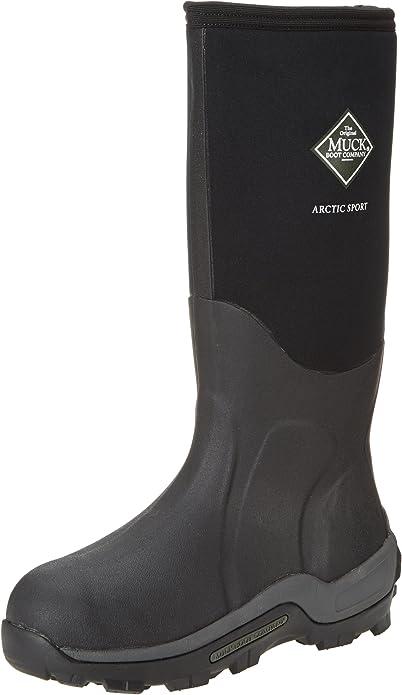 Best Hunting Rain Gear: Muck Boot Arctic Men's Winter Boot