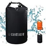 Canotagio Bolsa Impermeable/Mochila a Prueba de Agua para Senderismo y Deportes Acuaticos. Dry Bag Disponible en 5, 10, 20 y