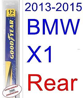 2013-2015 BMW X1 Wiper Blade (Rear) (Goodyear Wiper Blades-Hybrid