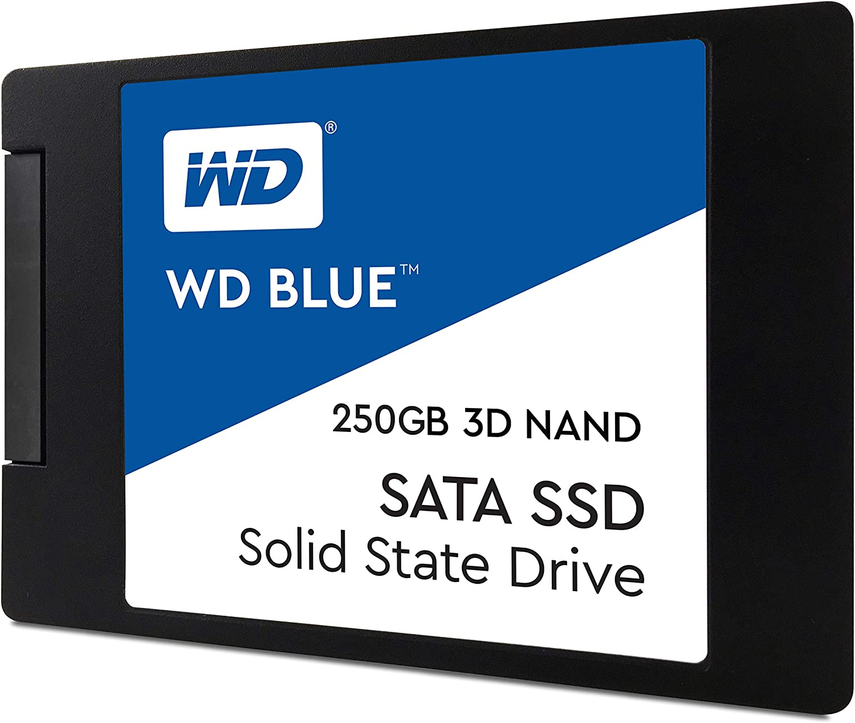18 SATA III Cable WD Blue 1TB 2.5 Internal SSD