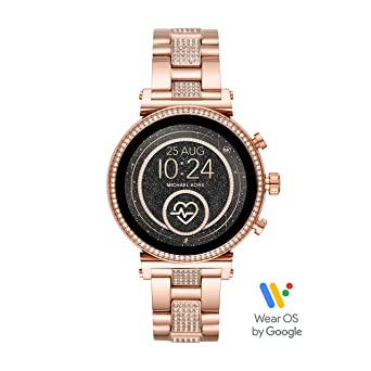 Amazon.com: Michael Kors Access – Reloj inteligente con ...