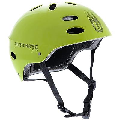 Ultimate Casque pour skate/vélo/rollers en ligne Vert S