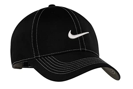 info for 762be 0ca72 Nike Golf - Swoosh Front Cap , 333114, Black, No Size