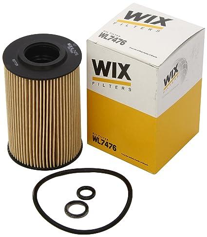 Wix Filter WL7476 - Filtro De Aceite
