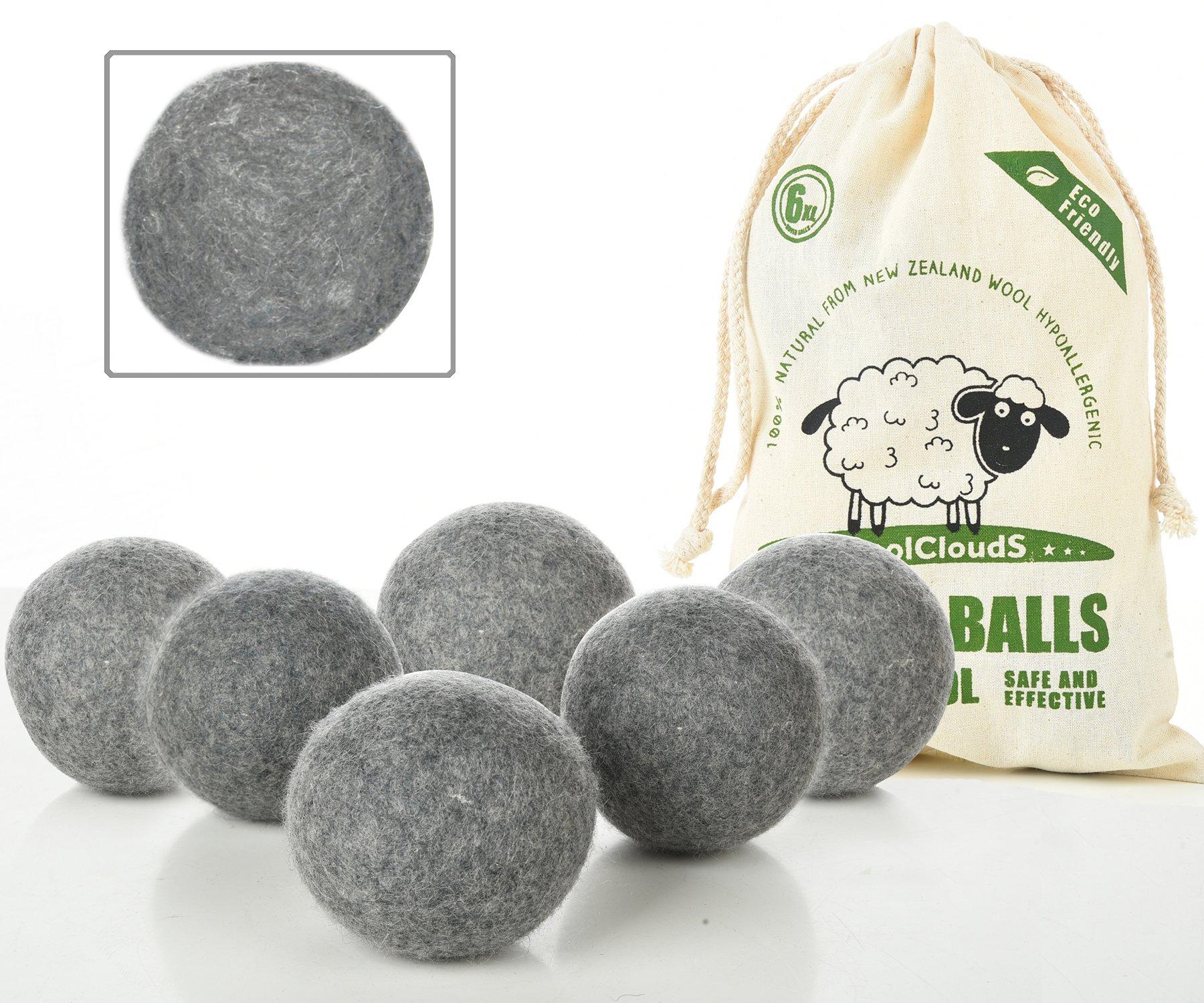 Fabric Laundry Hamper Nz: Amazon.com: Dryer Balls Laundry, Wool Dryer Balls For