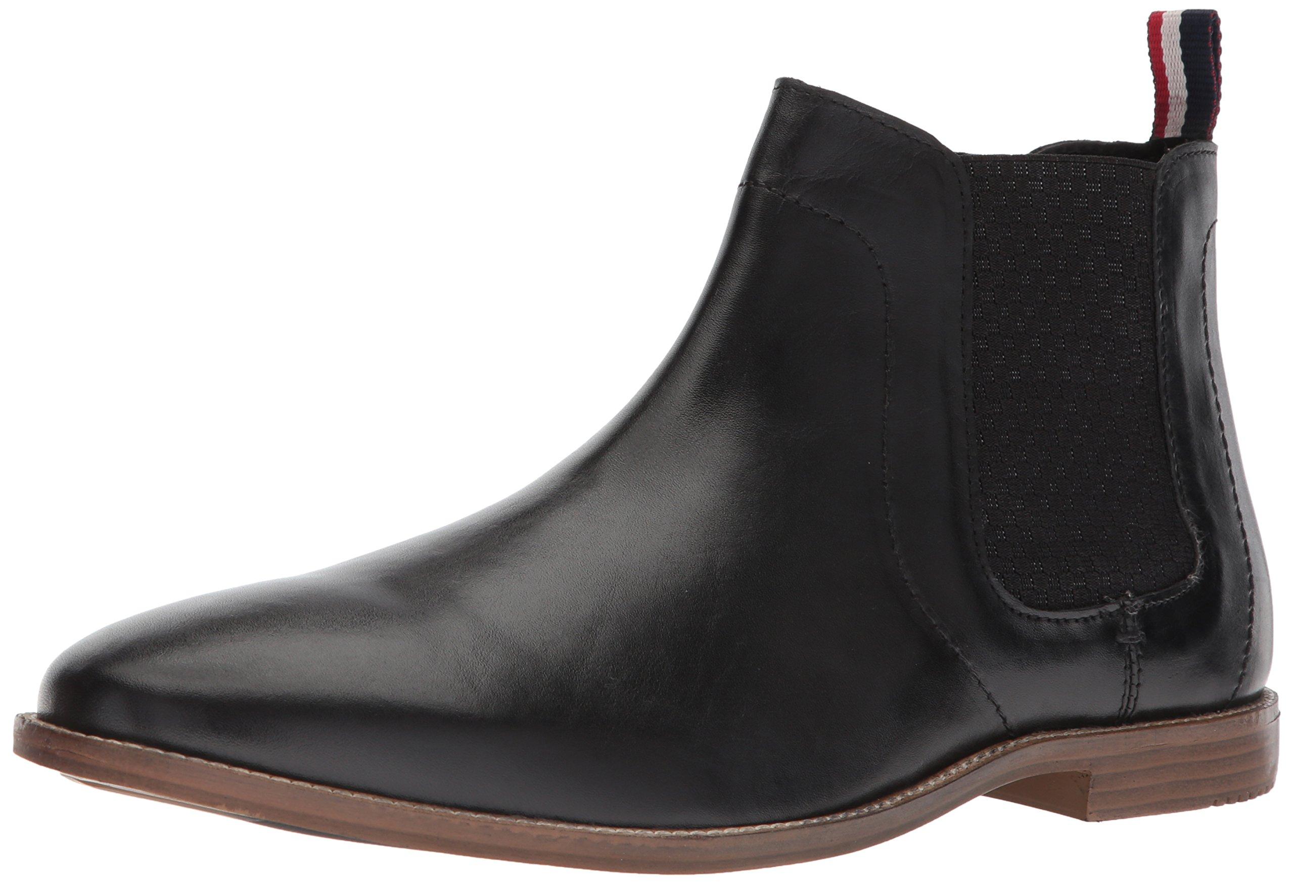 Ben Sherman Men's Gaston Chelsea Boot, Black, 11 M US by Ben Sherman