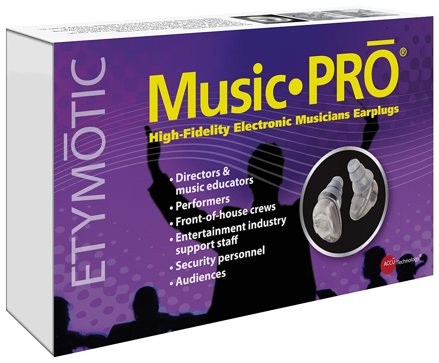 amazon com etymotic research mp9 15 music pro high fidelity amazon com etymotic research mp9 15 music pro high fidelity electronic earplugs 1 pair health personal care
