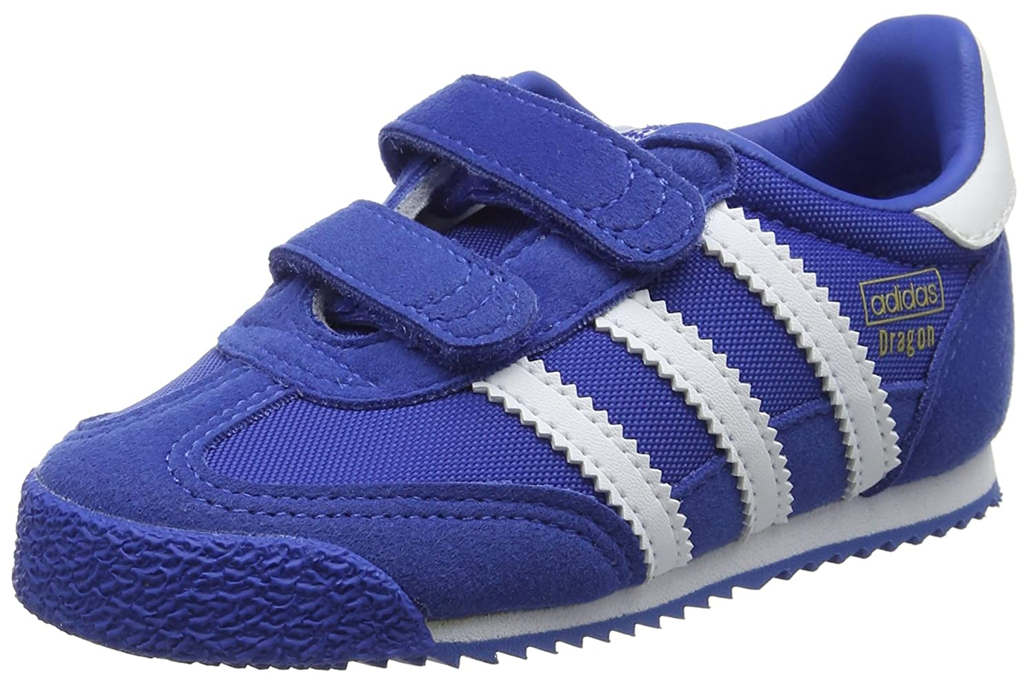 Amazon.com: adidas Originals Boy's OG Dragon Trainers 6.5 Infant Blue:  adidas Originals: Shoes