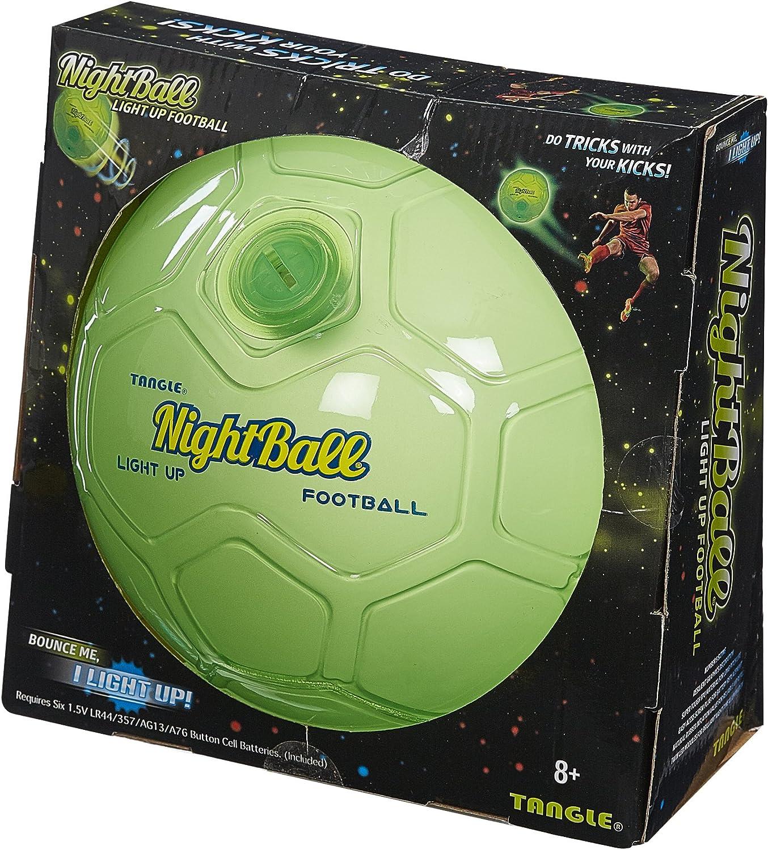 Nightball Balón de fútbol de Noche,: Amazon.es: Juguetes y juegos