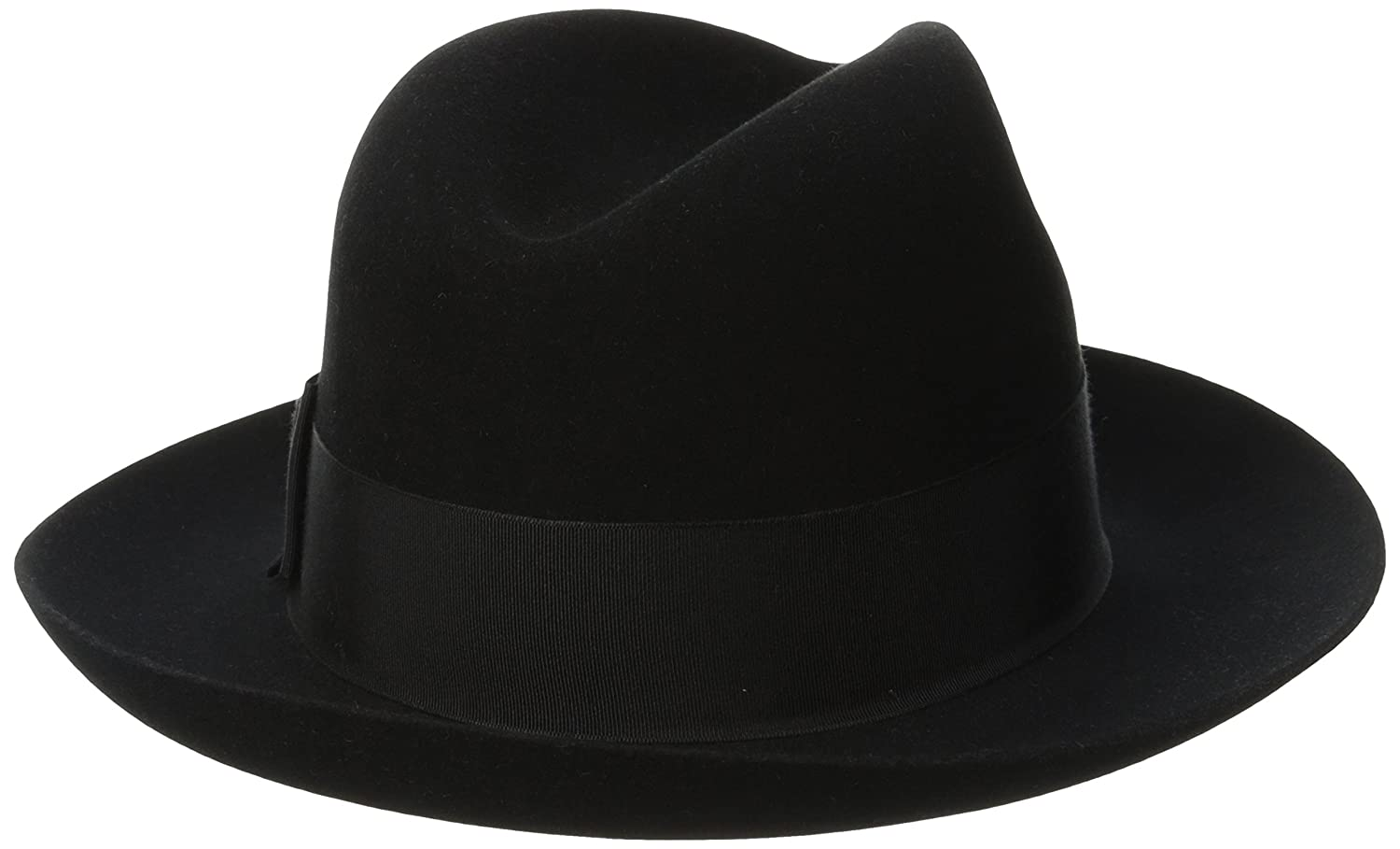 efd44d2fab81b Stetson Men s Sttson Temple Royal Deluxe Fur Felt Hat at Amazon Men s  Clothing store
